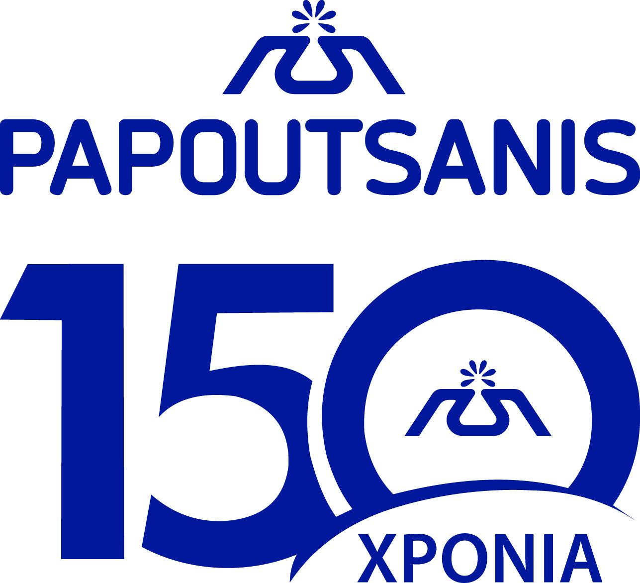 150 logo gr